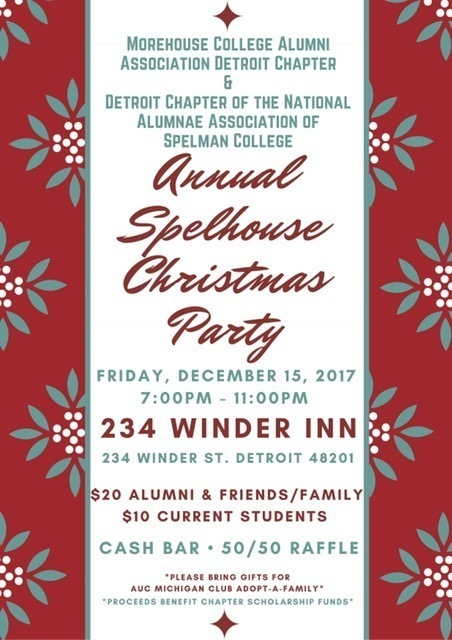 Spelhouse Christmas Party 2017