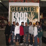 Community Service at Gleaners Food Bank
