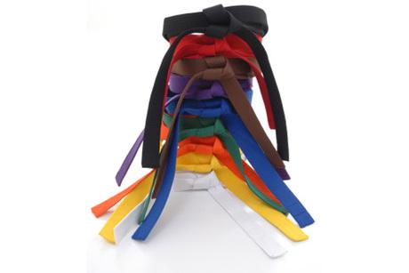 Pile-of-belts