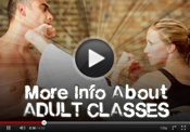 More info about adult kickboxing classes