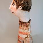 The Red Striped Jumper (profile)