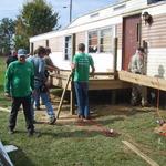 Fall 2011 Home Repair Project