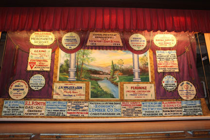 Stage Backdrop (Small)