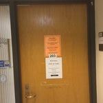 Suite 203--Community Clinic Front Door