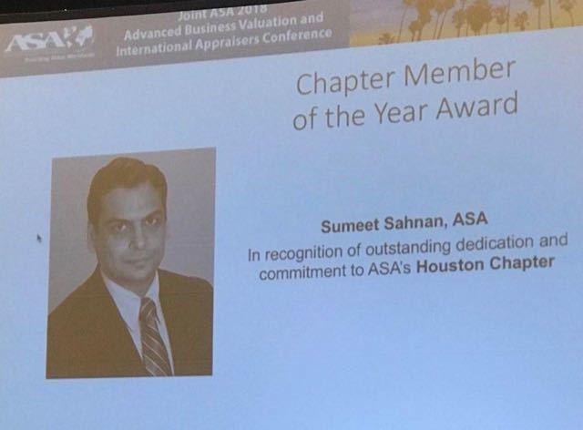 Sumeet award