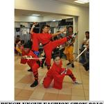 Wushu Exhibitions Year 2010
