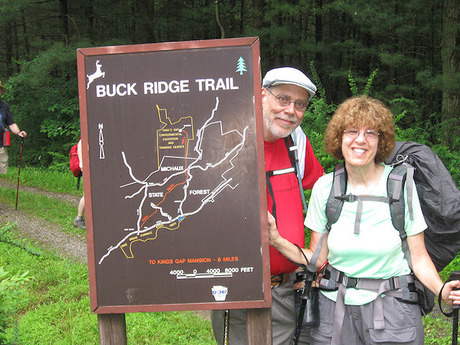 Buck Ridge Trail