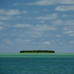 Island off Key West, Florida