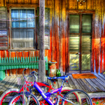 Key West Porch