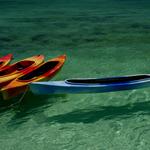 Yakaks off the Florida Keys