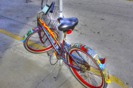 The Bicycles of Key West