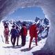 The Climb to Mount Blanc, france
