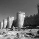 Walls of Avila, Spain