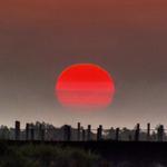 Sunrise over Redland