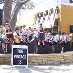 The Vintage 15 at The Domain