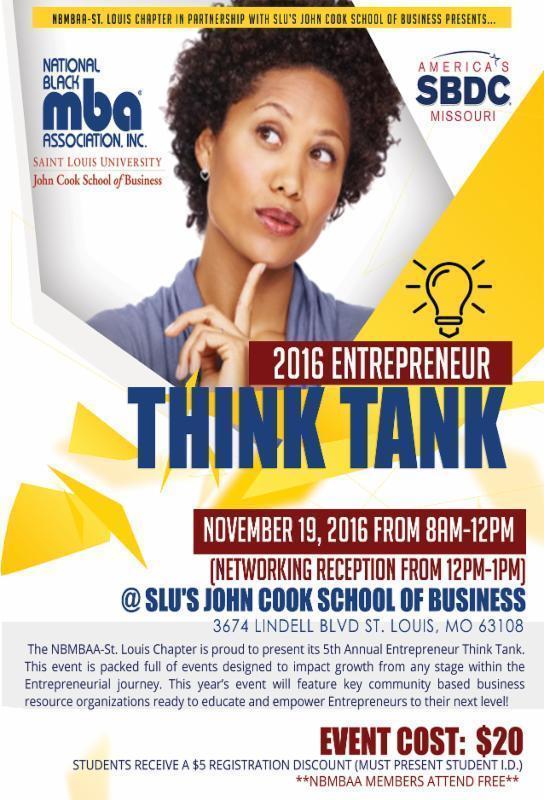 2016 Entrepreneur Think Tank