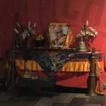 Tibetan Monks at the TREX