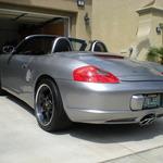 2004 Boxter 550 Spyder