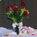 Roses and Registry book.