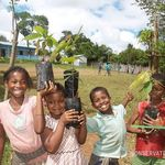 Reforestation is fun and exciting!