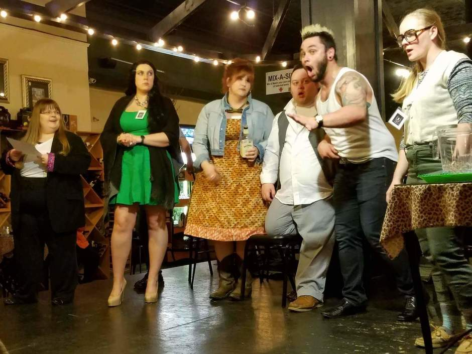 Murder Mystery at Montage April 2016