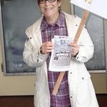 Volunteer Lynn Black