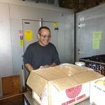 Volunteer Rick Riley