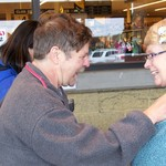 Holly and Volunteer, Mark