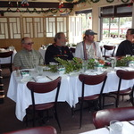 Volunteer Appreciation Lunch 2012 - Silver's at the Wharf