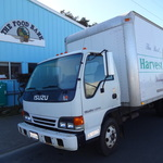 2005 Isuzu Donated by Harvest Market