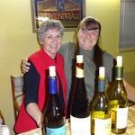 Terry Anne & Julie, Tending Bar