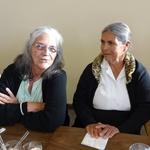 Shirley and Angela