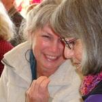 Kristie and Nancy