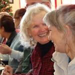 Maureen and Kristie