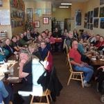 Volunteer Appreciation Lunch 2013