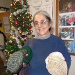 Homemade Hats by Diane Harris