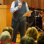 Steve Worthen, Master of Ceremonies