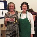Margaret Fox of Harvest Market: 2nd Place Black Bean Chili