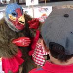 Turkey Marty at Safeway