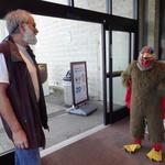 Turkey Marty and Safeway Shopper Talk