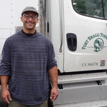 Ian Martin, Driver/Warehouseman
