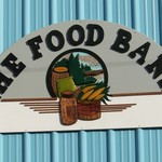 A New Sign for the Food Bank