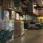 Food Bank Interior