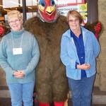 Holly, Turkey Dan and Ginnie