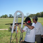Shooting Clay Targets