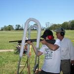 Shooting Clay Targets