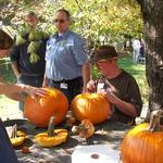 Pumpkin Carving fun