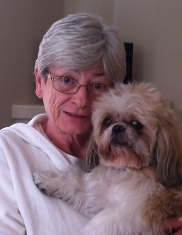 Volunteer Barbara Craven