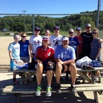JustDrewIt co-ed Softball Tournament Sept 10, 2016