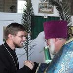 Visit of the Kursk-Root Icon, Palm Sunday Vigil, 4 April 2015
